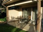 A101 - Lower covered lanai from private grassed area