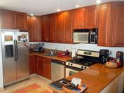 A107 - Kitchen with Stainless Steel Appliances